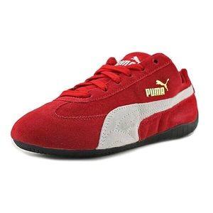 Puma Speed Cat Red Suede Original Vintage Retro